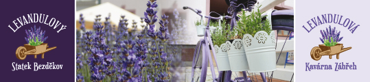 Představujeme partnery našeho závodu: Levandulová kavárna Zábřeh