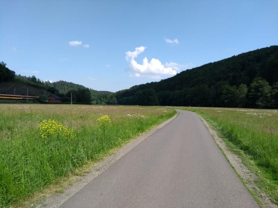 Máme rádi údolí Moravské Sázavy a během závodu jej nebudeme zatěžovat odpadky